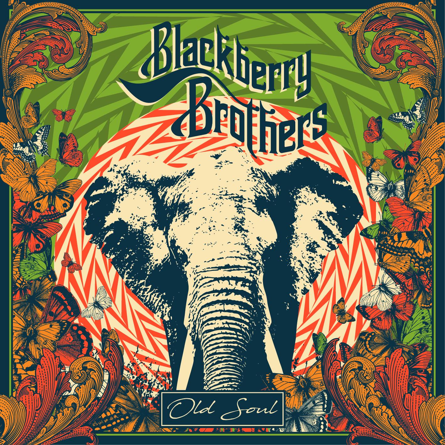 Blackberry Brothers - okładka płyty