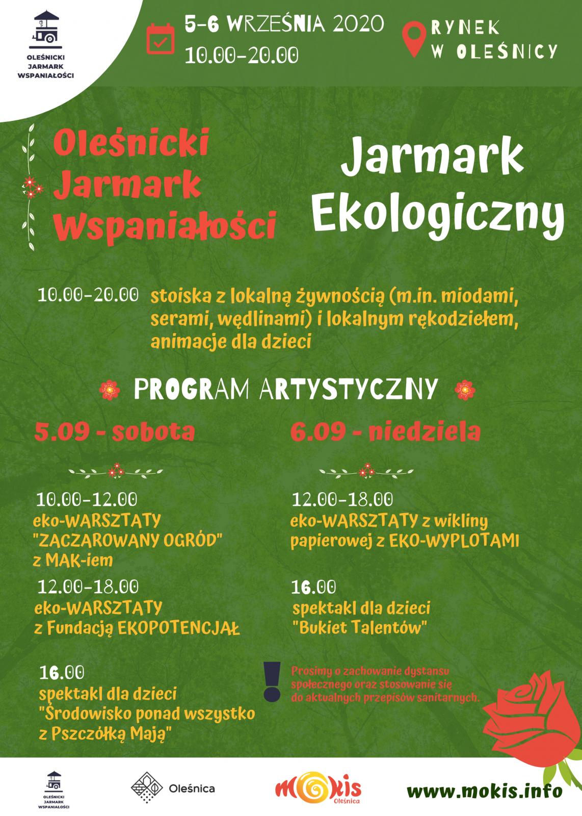 plakat Jarmark