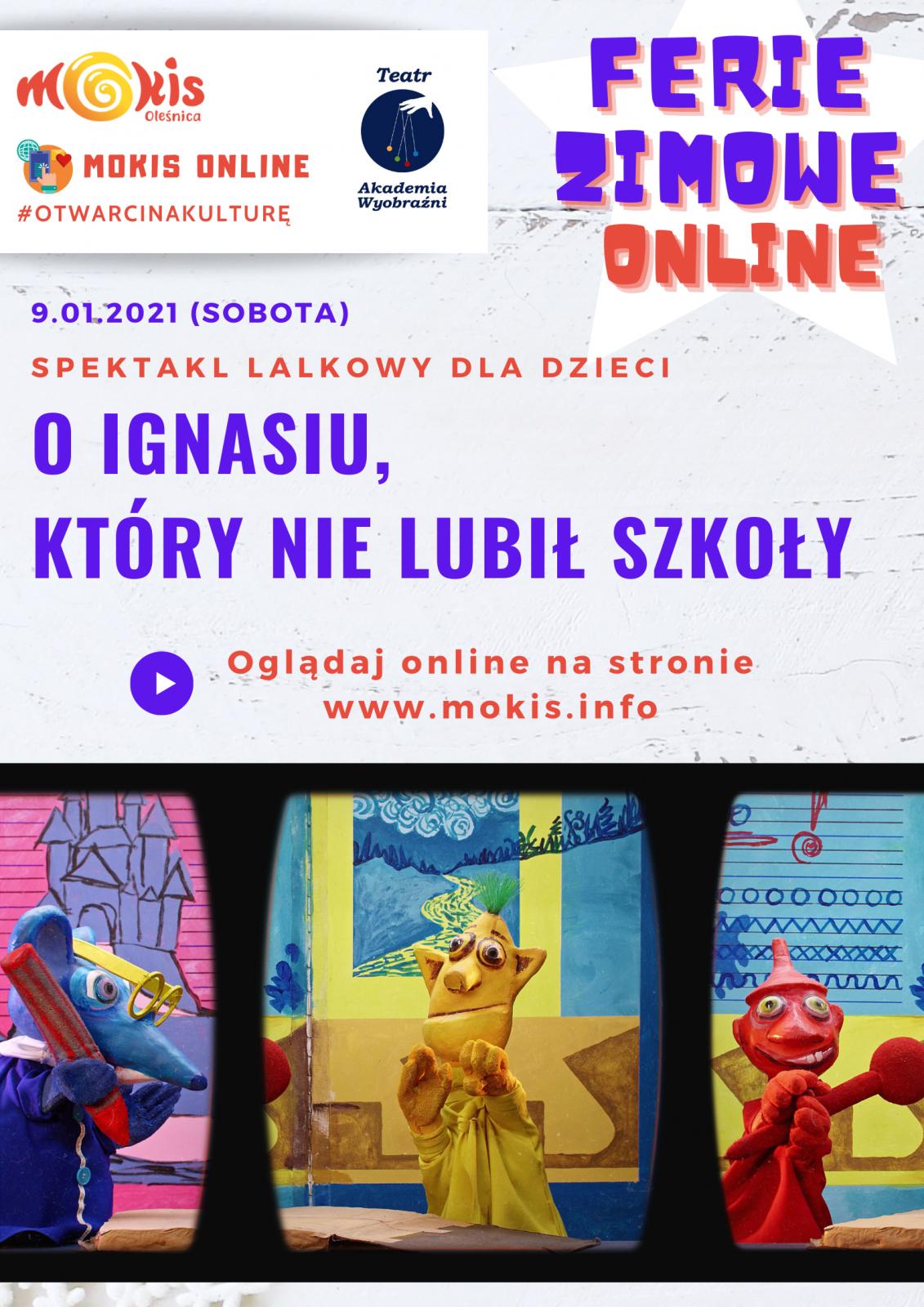 plakat Ignaś