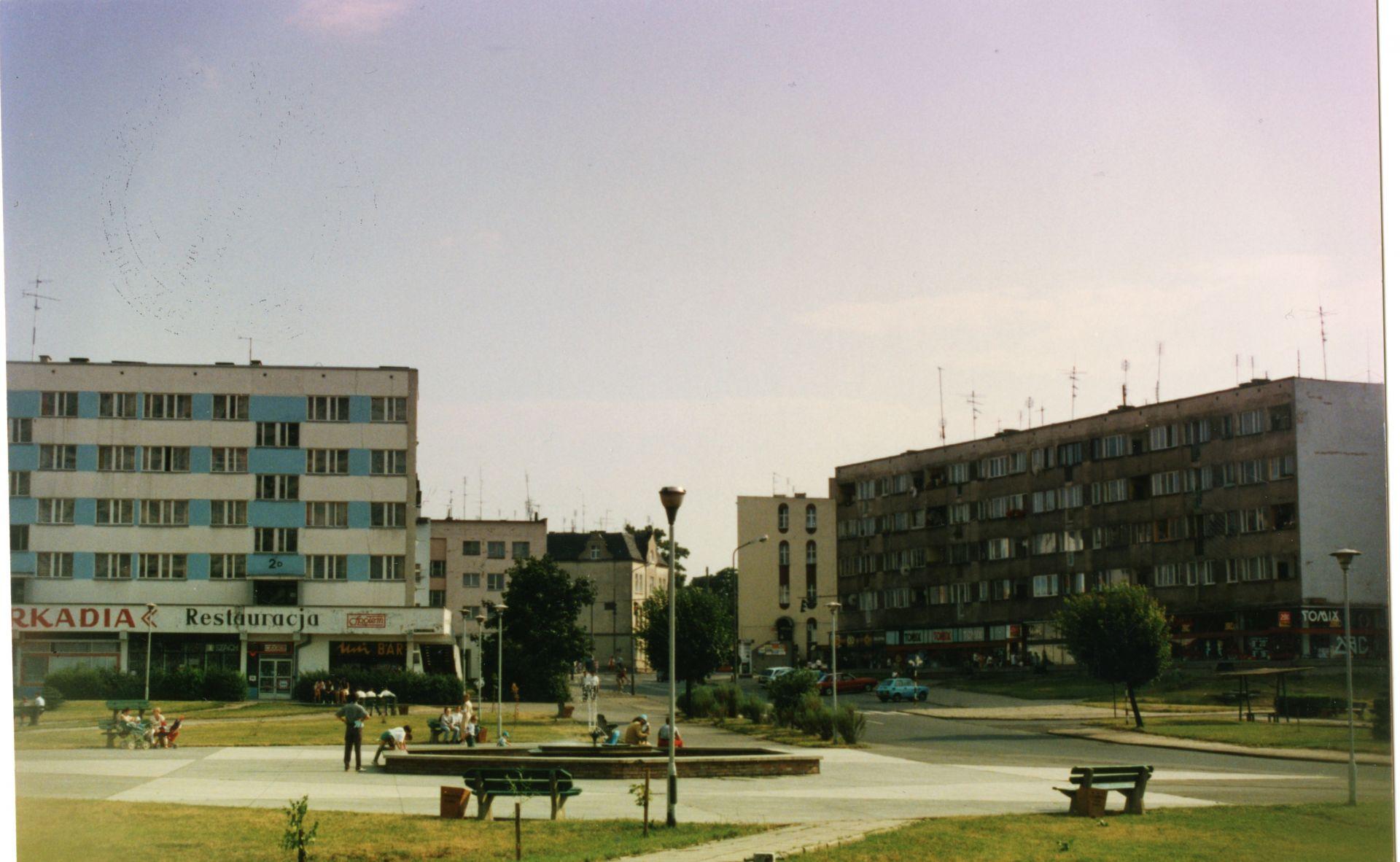 Restaturacja Arkadia - fot. R. Bober, Dział Dokumentów Życia Społecznego OBP