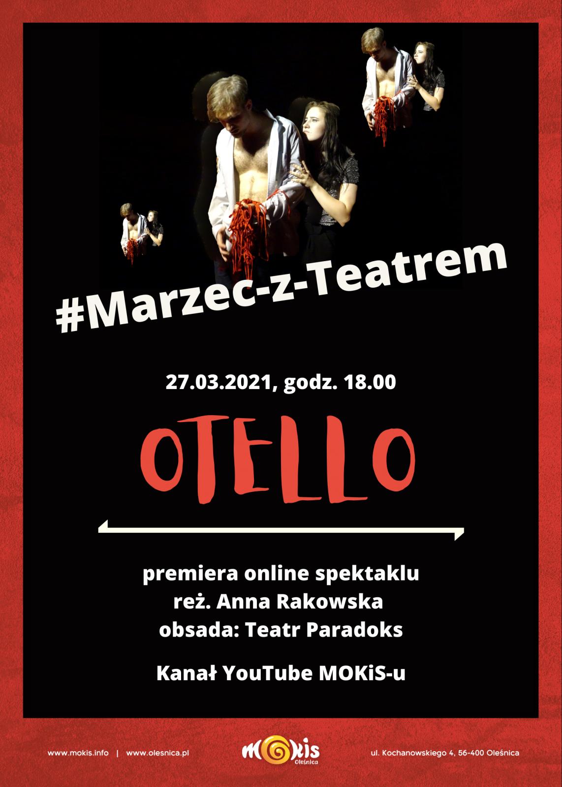 Otello marzec