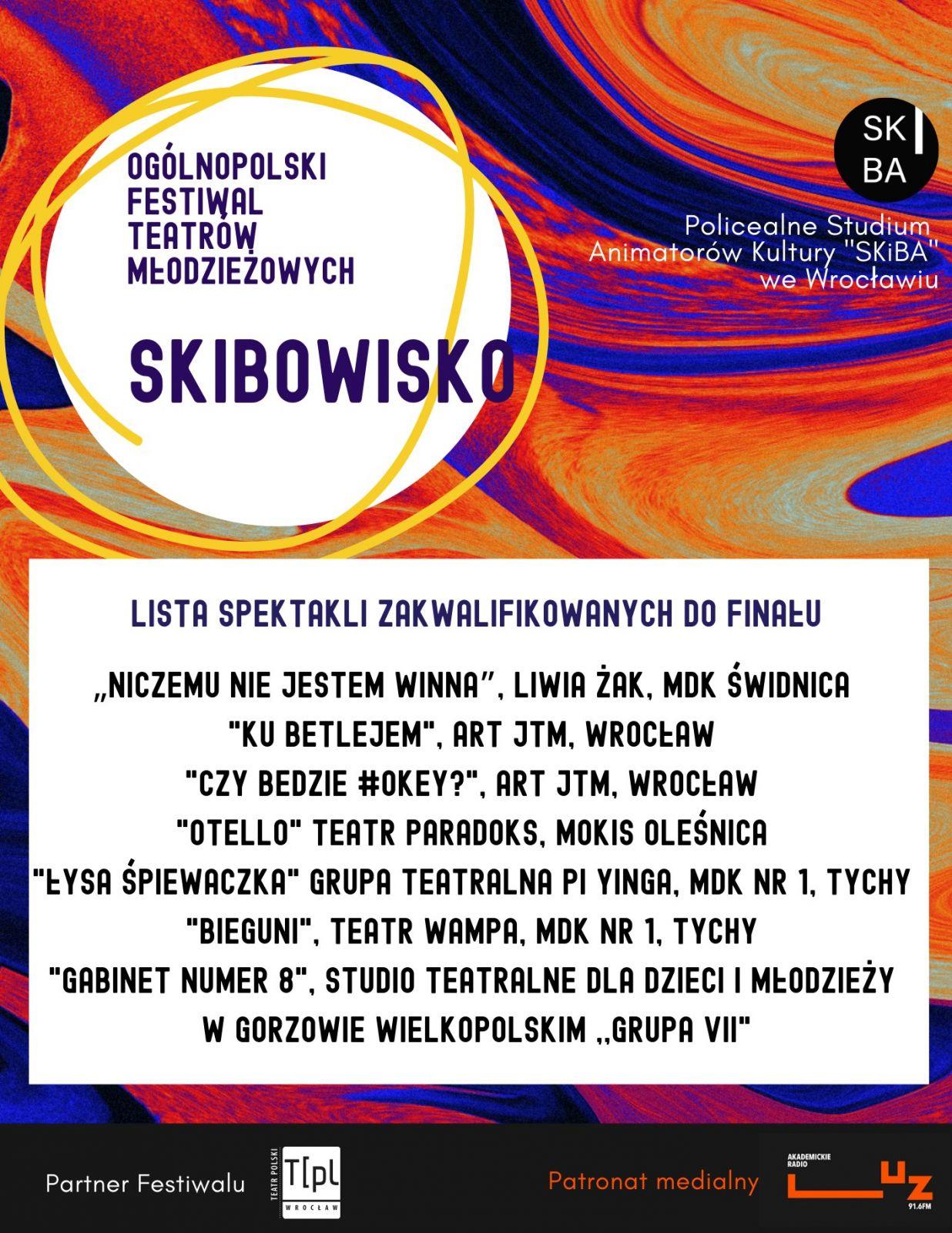 Skibowisko - grafika