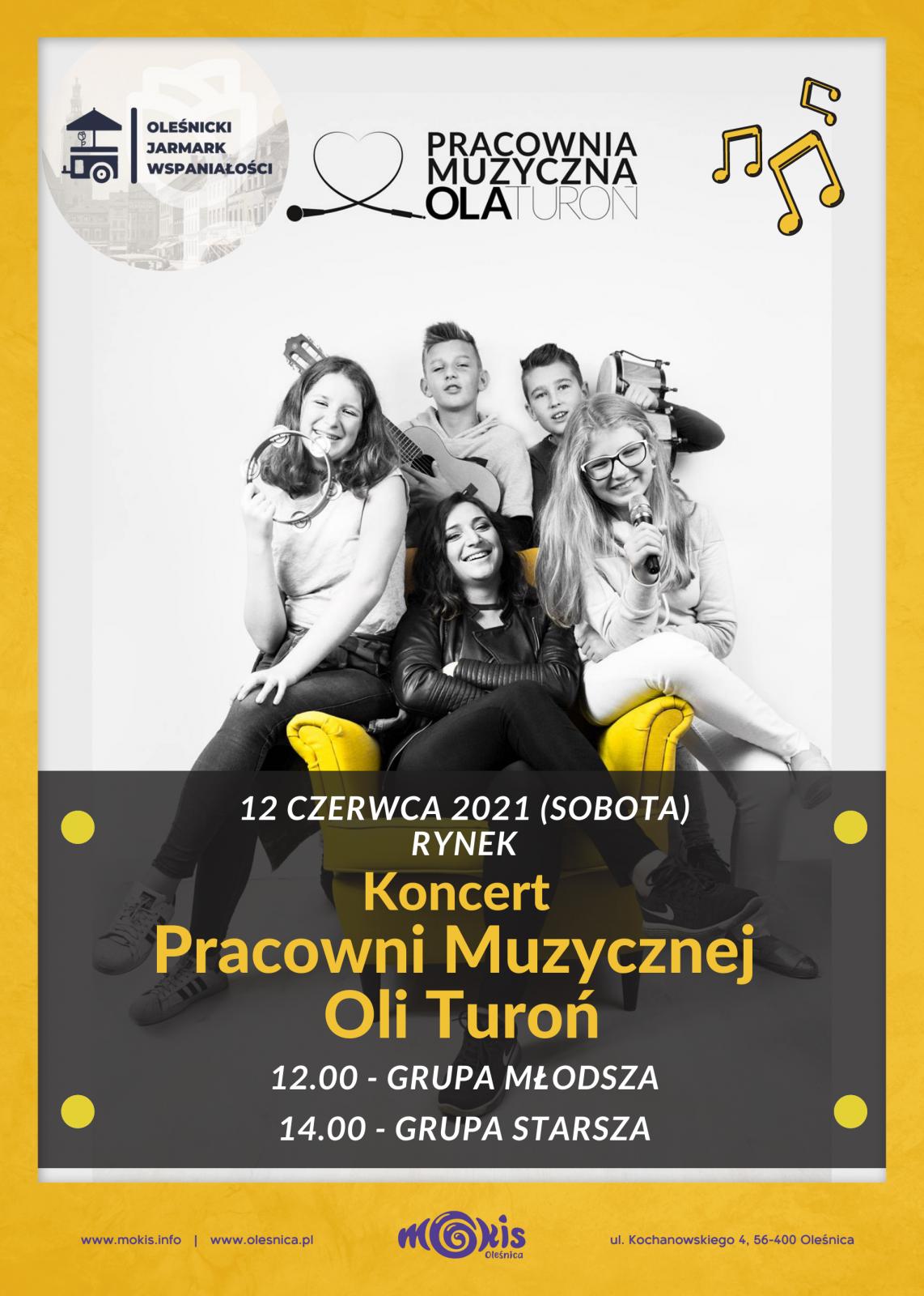 OlaTuroń-plakat