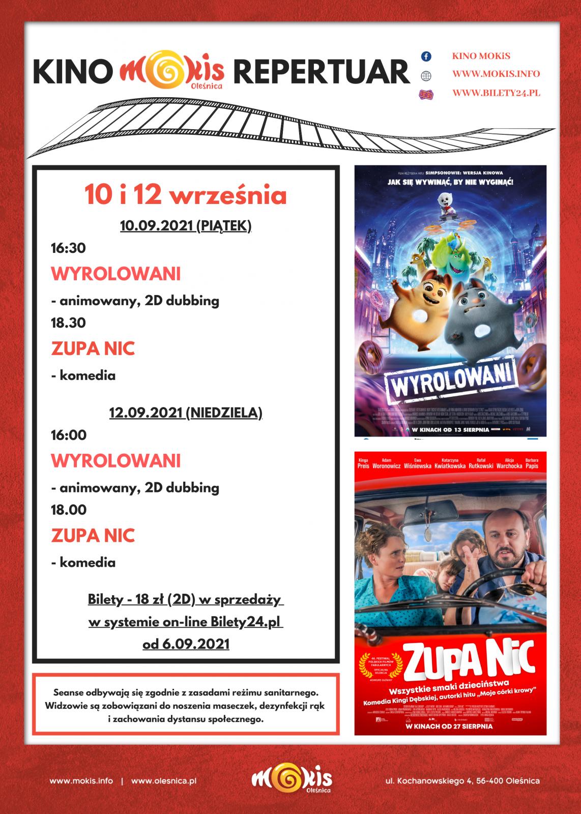 plakat kino 10-12.09