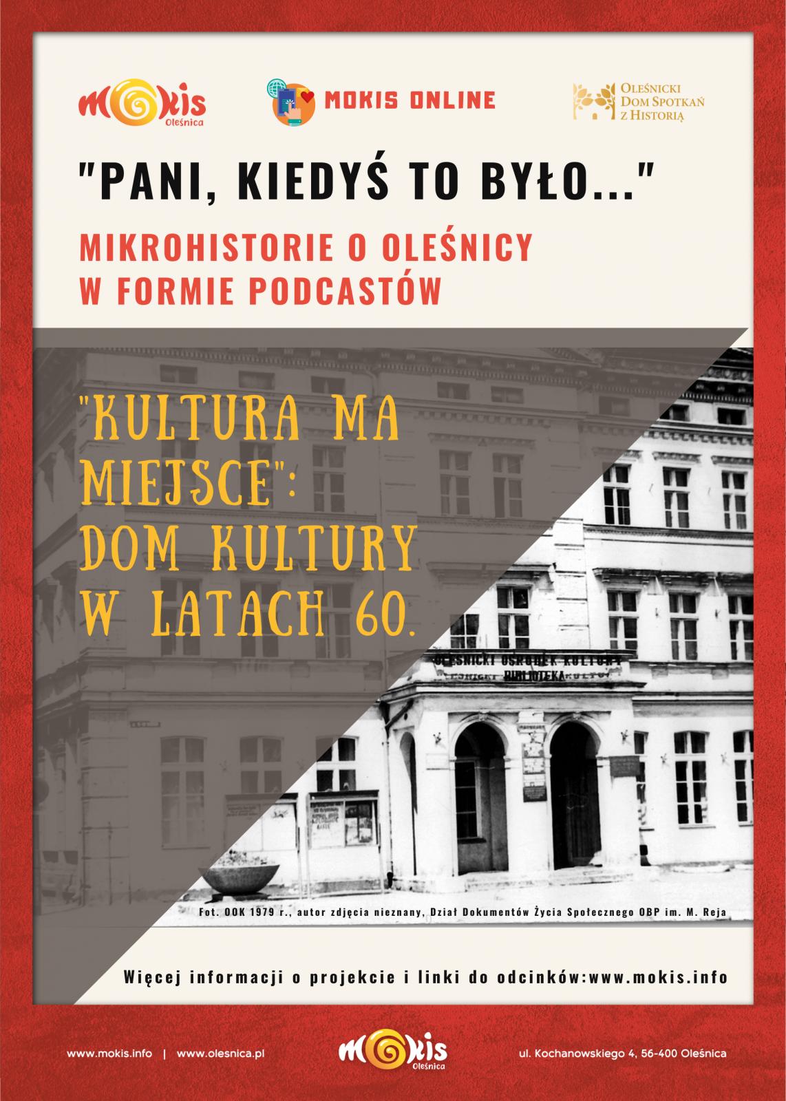 plakat podcast Rysio