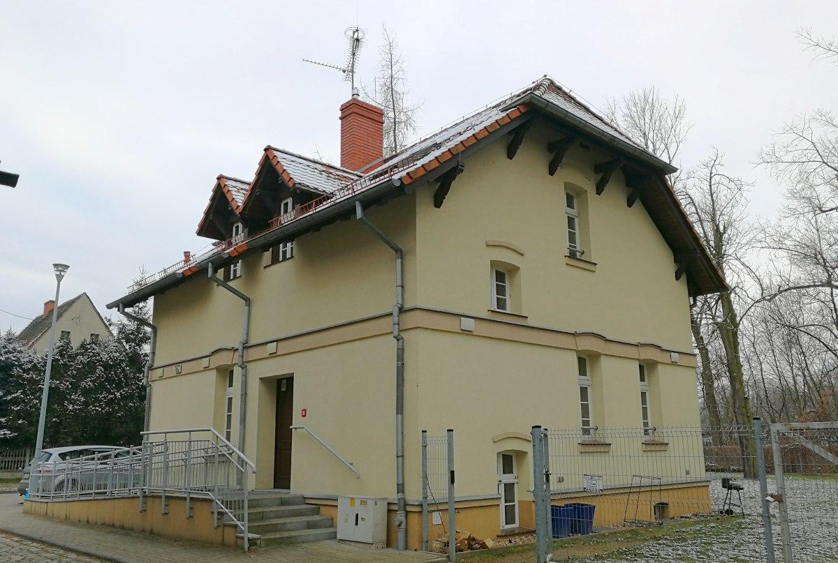 Budynek Centrum Spotkań Organizacji Pozarządowych