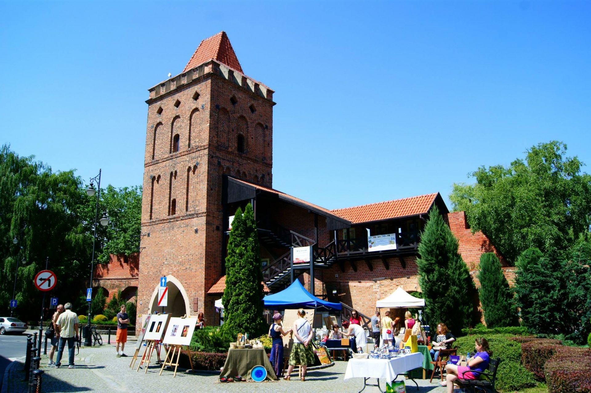 Brama Wrocławska - Oleśnica