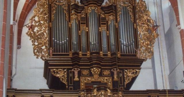 Organy Oleśnica - fot. Ryszard Kałużny