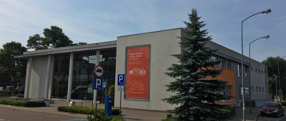 Budynek Miejskiego Ośrodka Kultury i Sztuki w Oleśnicy